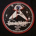 "Diabolic Night - ""Beyond The Realm"" Patch Red Border"