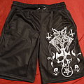 """Dark Funeral - Other Collectable - Dark Funeral """"Logo"""" Shorts"""