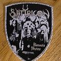 """Satyricon - Patch - Satyricon - """"Nemesis Divina"""" Patch"""