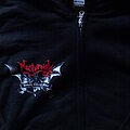 "Nocturnal - Hooded Top - Nocturnal - ""Unholy Thrash Metal"" Hooded Zipper"