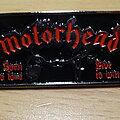 Motörhead - Pin / Badge - Motörhead - Born To Lose, Live To Win Enamel Pin