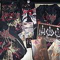 "Blackevil - TShirt or Longsleeve - Blackevil - ""Forever Baptised In Eternal Fire"" Fan-Bundle XXL"