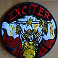 "Exciter - ""Long Live The Loud""  Patch"