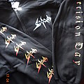 """Sodom - """"Decision Day"""" Zip-Hoodie XXL Hooded Top"""