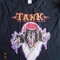 "Tank - TShirt or Longsleeve - Tank - ""Filth Hounds Of Hades"" Shirt XXL"
