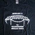 "Nuctemeron - TShirt or Longsleeve - Nuctemeron - ""Dangerous Metal Cult"" Shirt"