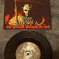 "Nifelheim - ""The Burning Warpath To Hell"" EP Tape / Vinyl / CD / Recording etc"