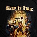 Keep It True - TShirt or Longsleeve - Keep It True Festival Shirt 2015