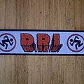 D.R.I. - Patch - D.R.I.Superstripe