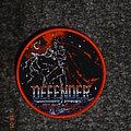 """Defender (GER) - """"Beyond Darkness"""" Red Border Patch"""