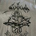 "Sodom - ""Witching Metal"" Grey Shirt XL"