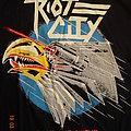 """Riot City - """"Burn The Night"""" Shirt XXL"""