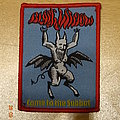 "Black Widow - ""Come To The Sabbath"" Patch"
