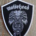 "Motörhead - ""Double Eagle Shield"" Patch"