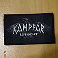 "Kampfar - ""Ravenheart"" Patch"