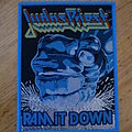 """Judas Priest - """"Ram It Down"""" Patch"""