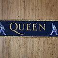 """Queen - Patch - Queen Superstripe """"Freddy"""""""