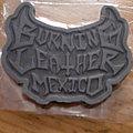 Burning Leather - Pin / Badge - Burning Leather Mexico - Pin