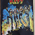 "Kiss - ""Destroyer"" Backpatch"