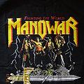 """Manowar - """"Fighting The World"""" Shirt XXL"""