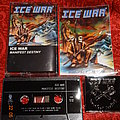 "Ice War - ""Manifest Destiny"" Tape Tape / Vinyl / CD / Recording etc"