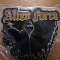 Alien Force - Pin / Badge - Alien Force - Coloured Enamel Pin