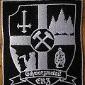 """Schwarzmetall Erzgebirge - Patch - Support Patch """"Schwarzmetall Erzgebirge"""""""