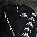 "Abigail - Hooded Top - Abigail - ""Eastern Black Metal Yakuza"" Zip-Hoodie XXL"