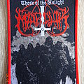 """Marduk - """"Those Of The Unlight"""" Patch"""
