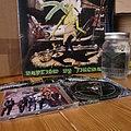 """The Morgrotuskthululustoccultobskullty Horrormance - Tape / Vinyl / CD / Recording etc - The Morgrotuskthululustoccultobskullty Horrormance - """"Baptism By Firewater""""..."""