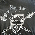 "Enslaved - ""Army Of The North Star"" Shirt XL"