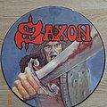 "Saxon - ""Saxon"" Picture Vinyl Tape / Vinyl / CD / Recording etc"