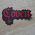 """Coven - Patch - Coven """"Logo"""" Patch"""