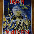 """Iron Maiden - """"Live After Death"""" A2 Poster Other Collectable"""