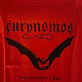"Eurynomos - ""From The Valleys Of Hades"" Red Shirt XL"