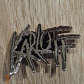 Karloff Metal Pin Pin / Badge