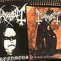 Euronymous - Back Patches