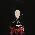 Euronymous - De Mysteriis Dom Sathanas T-Shirt