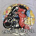 """Grim Reaper """"Fear no evil 85 tour"""" shirt"""