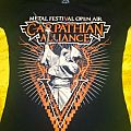 Carpathian Alliance 2016 Festival shirt