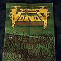 Voivod 35th anniversary tour event poster Other Collectable