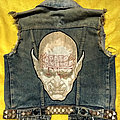Oldschool vest Battle Jacket