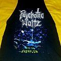 Psychotic Waltz cutoff shirt