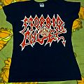 Morbid Angel logo girlie shirt