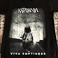 Katatonia - Viva Emptiness shirt