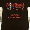 Possessed - TShirt or Longsleeve - Possessed - Seven Churches shirt