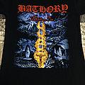 Bathory - TShirt or Longsleeve - Bathory - Blood On Ice shirt