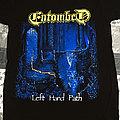 Entombed - TShirt or Longsleeve - Entombed - Left Hand Path shirt