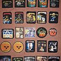 My Small Patch Collection