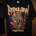 Repulsion Horrified Tee Shirt
